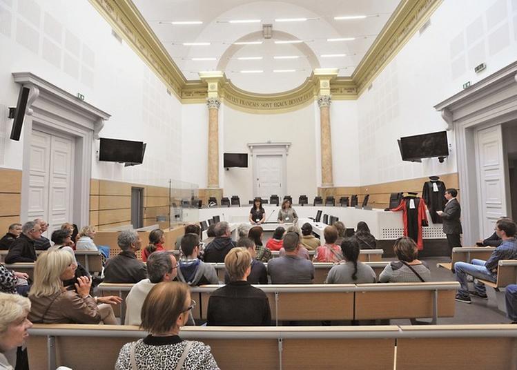 Découverte Du Tribunal Pour Enfants Au Palais De Justice à Perigueux