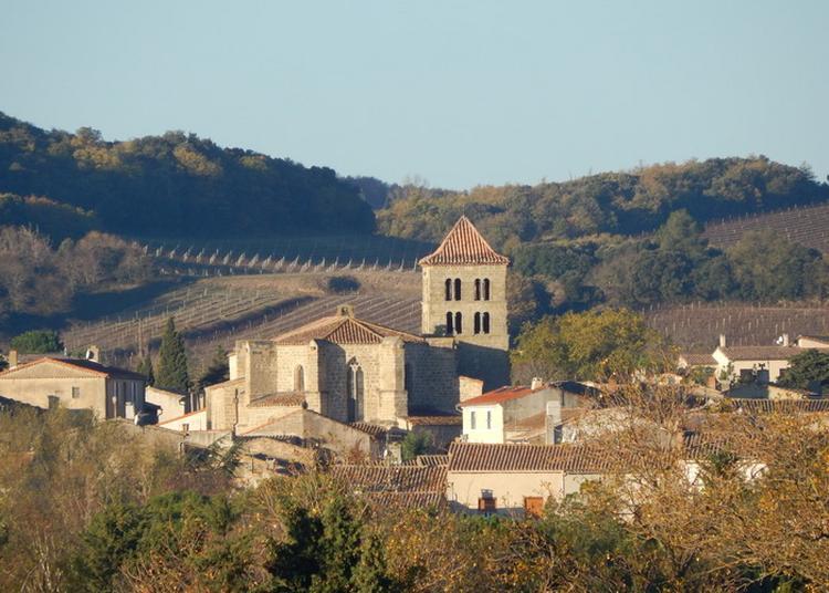 Découverte Du Village D'arzens Avec Jean-serge Carles à Arzens