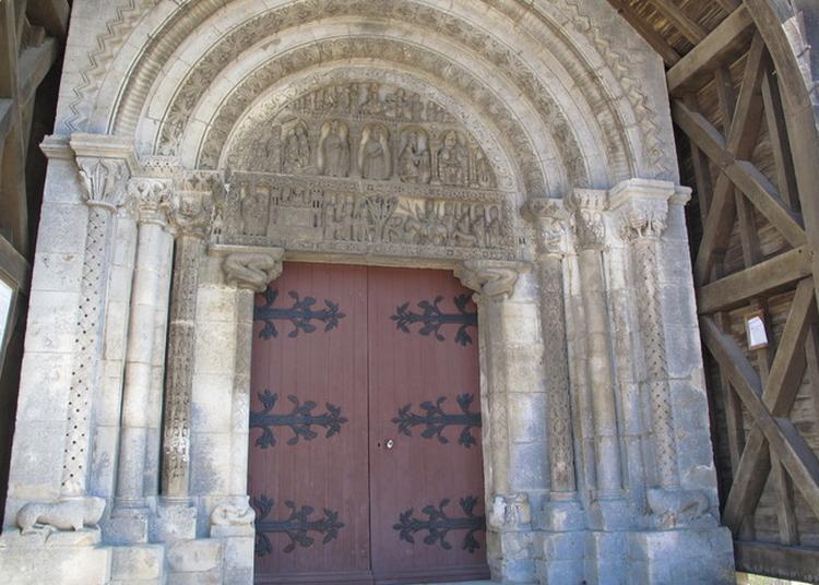 Découverte Du Village De Pompierre Et Du Portail Roman De Son église