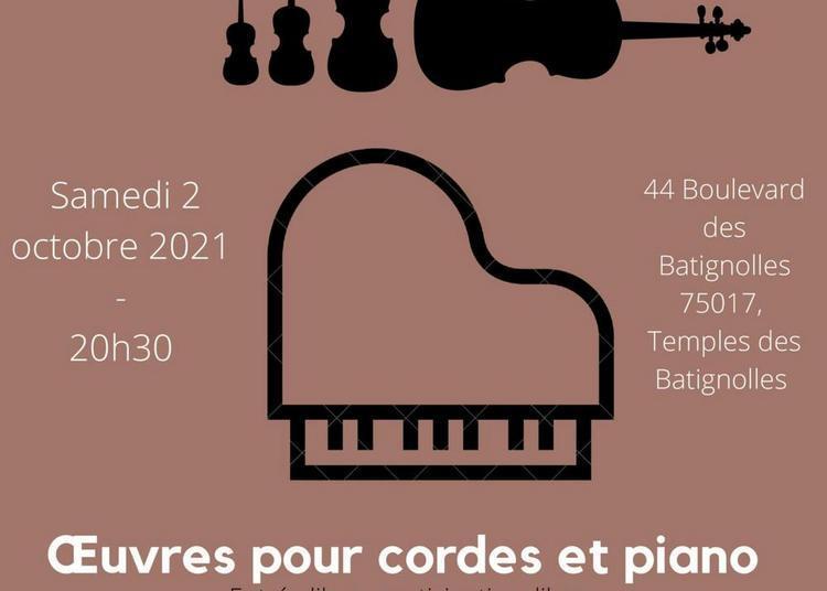 Découverte et redécouverte du répertoire français à Paris 17ème