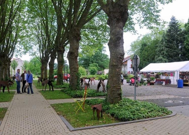Découverte Et Visite Du Parc Simon Et De La Chapelle Mazenod à Augny