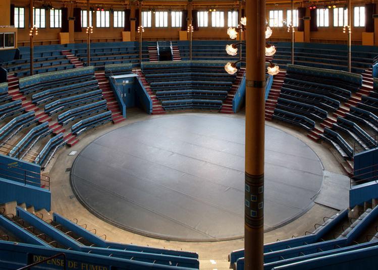 Découverte Familiale Du Manège Et Du Cirque à Reims
