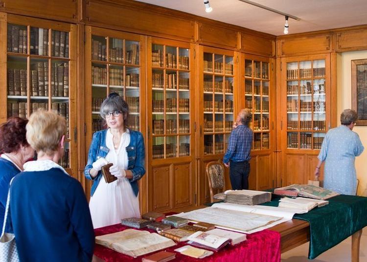 Découverte Guidée De Cette Importante Bibliothèque Patrimoniale ! à Joinville