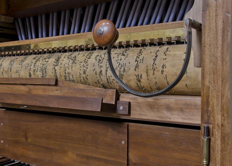 Découverte Guidée De L'abbatiale Et Présentation De L'orgue À Cylindre, Instrument Unique Dans La Région à Airvault
