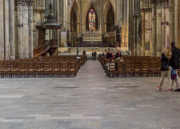 Découverte Guidée De La Cathédrale à Metz