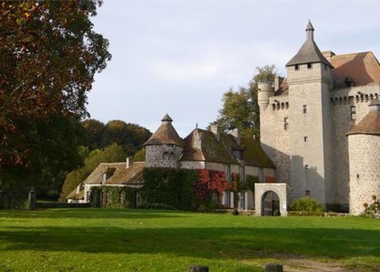 Découverte Guidée Du Château à Saint Pardoux les Cards