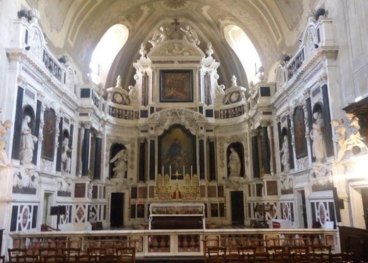 Découverte Libre D'une église Dédiée Au Fondateur De L'ordre Des Chartreux à Bordeaux
