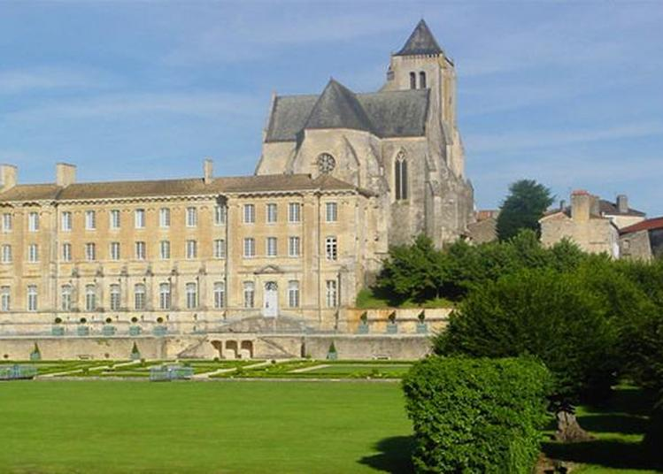 Découverte Libre De L'abbaye Royale à Celles sur Belle