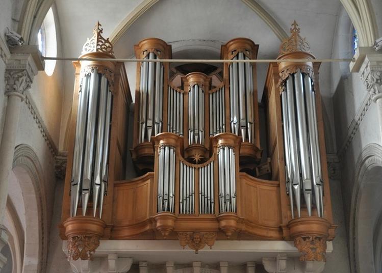 Découverte Musicale De L'orgue Par Les Amis De L'orgue à Villers les Nancy