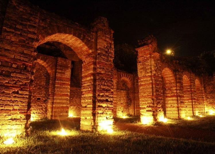 Découverte Nocturne Du Forum Antique De Bavay