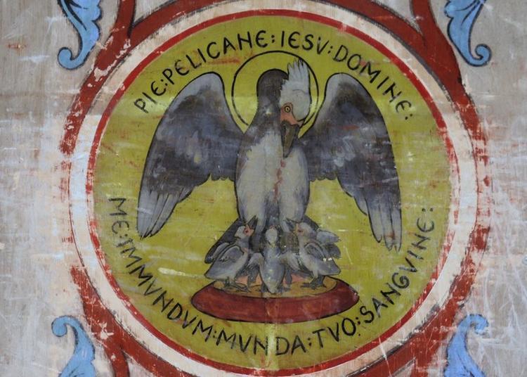 Découverte Thématique  D'un édifice Religieux Singulier à Villaines les Rochers