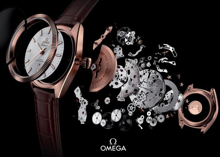 Découvertes Horlogères Chez Omega à Paris 9ème