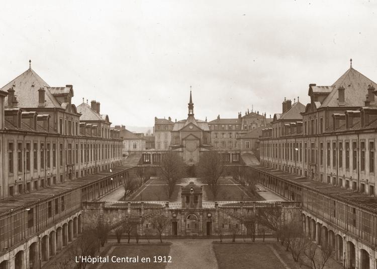 Découvrez 140 Ans D'architecture Hospitalière En Suivant Cette Visite Guidée à Nancy