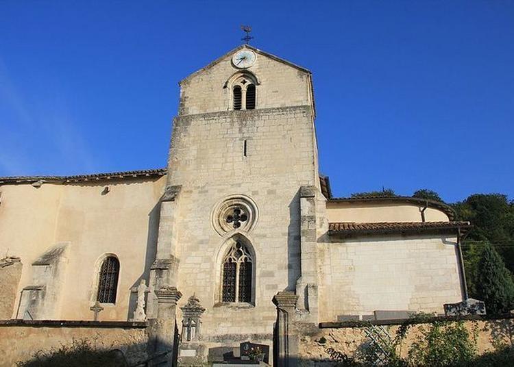 Découvrez Cette église Du XIIe Siècle à Allamps