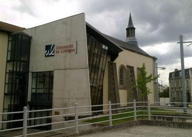 Découvrez L'ancienne Chapelle Saint-alexis Et Ses Vitraux à Limoges