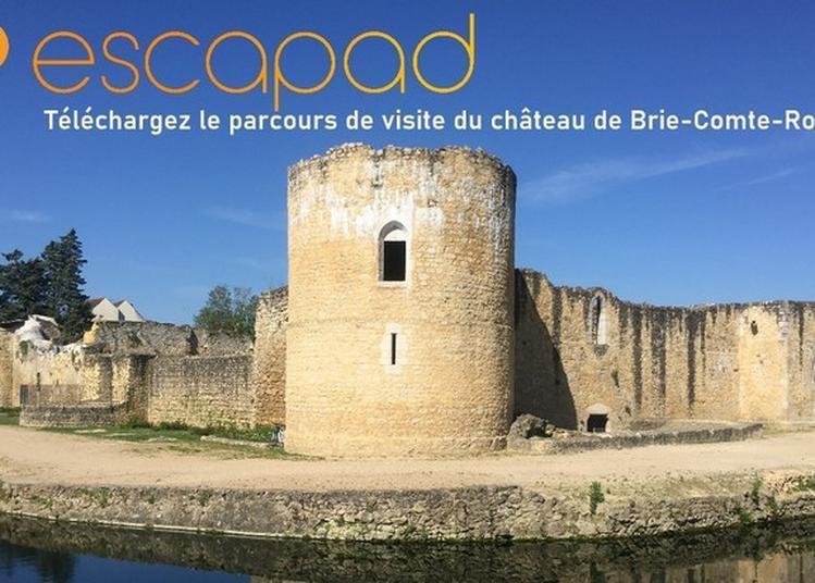 Découvrez L'application De Visite Du Château De Brie-comte-robert à Brie Comte Robert
