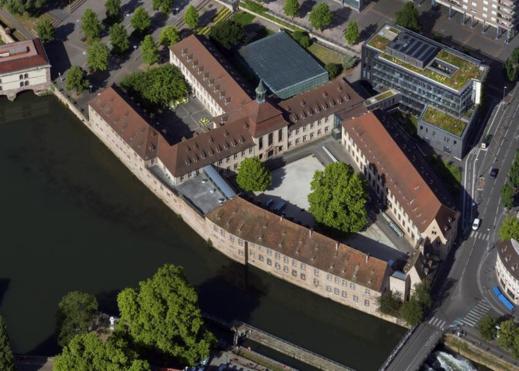 Découvrez L'École Nationale D'administration à Strasbourg