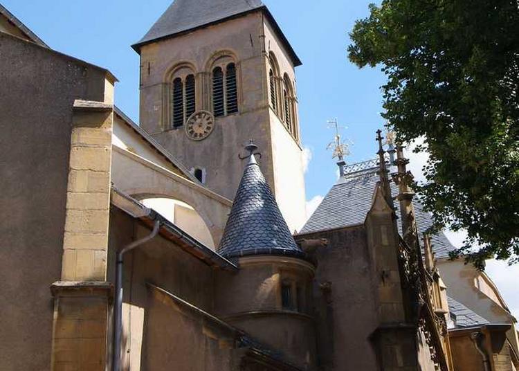 Découvrez L'église Saint-eucaire à Metz