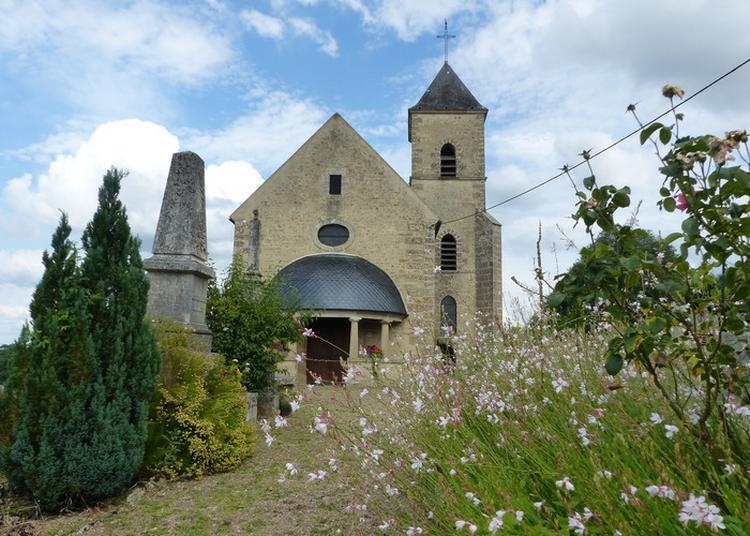 Découvrez L'église Saint-sulpice De Marcy !