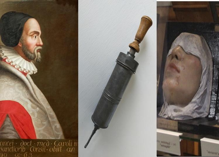 Découvrez L'évolution De La Médecine Par Une Présentation Des Collections Du Musée ! à Vandoeuvre les Nancy