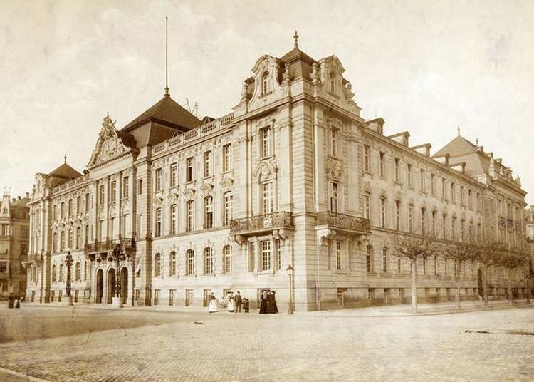 Découvrez L'un Des Bâtiments Phares De La Neustadt ! à Strasbourg
