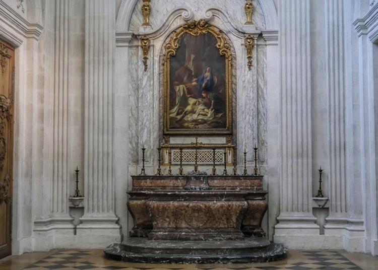 Découvrez La Chapelle Des élus à Dijon