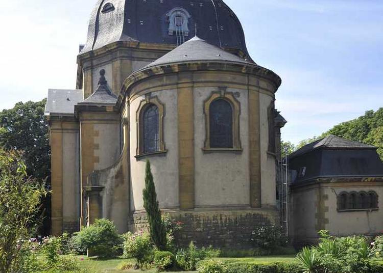 Découvrez La Chapelle Saint-charles Borromée Du Grand Séminaire à Metz