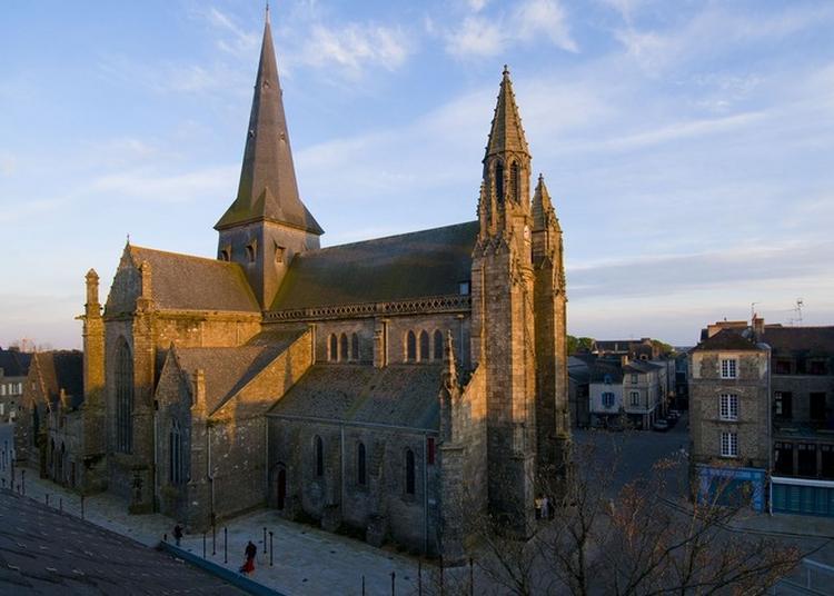 Découvrez La Collégiale Saint-aubin à Guerande