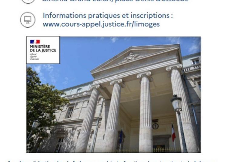 Découvrez La Cour D'appel De Limoges