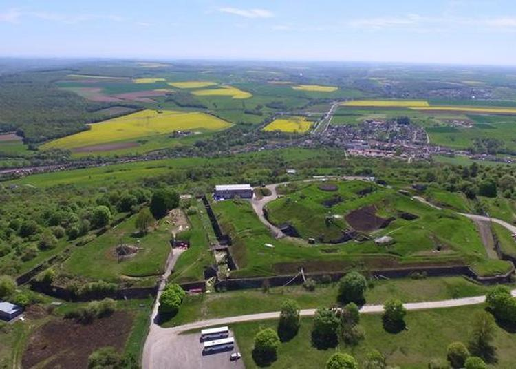 Découvrez La Face Cachée Du Fort De Pont-saint-vincent (fort Pelissier - Fort Aventure) à Bainville sur Madon