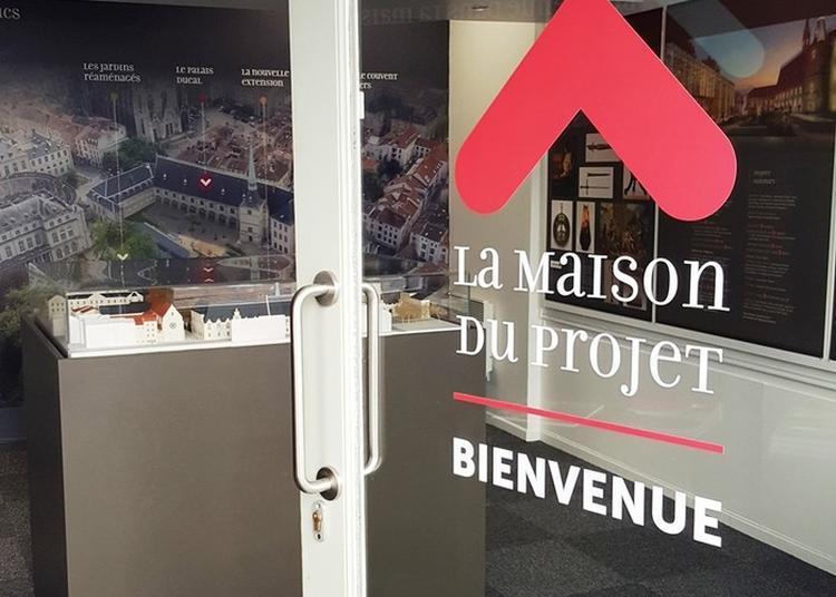 Découvrez La Maison Du Projet à Nancy