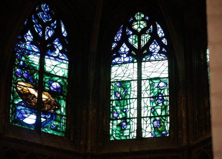 Découvrez La Plus Ancienne église Paroissiale De Reims
