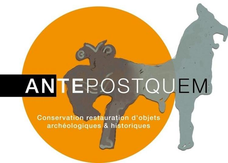 Découvrez La Restauration Sur Objets Archéologiques à Saintes