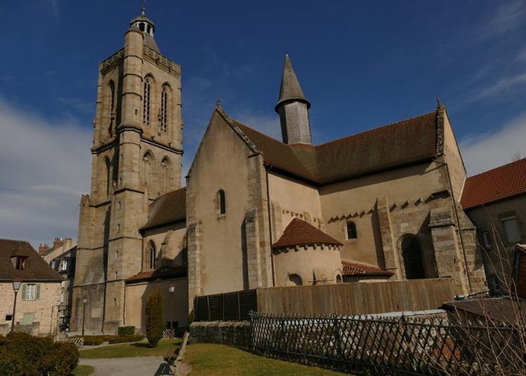 Découvrez La Richesse De Cette église Grâce à Une Visite Commentée à Felletin
