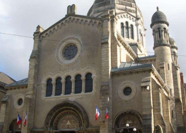 Découvrez La Synagogue De Dijon