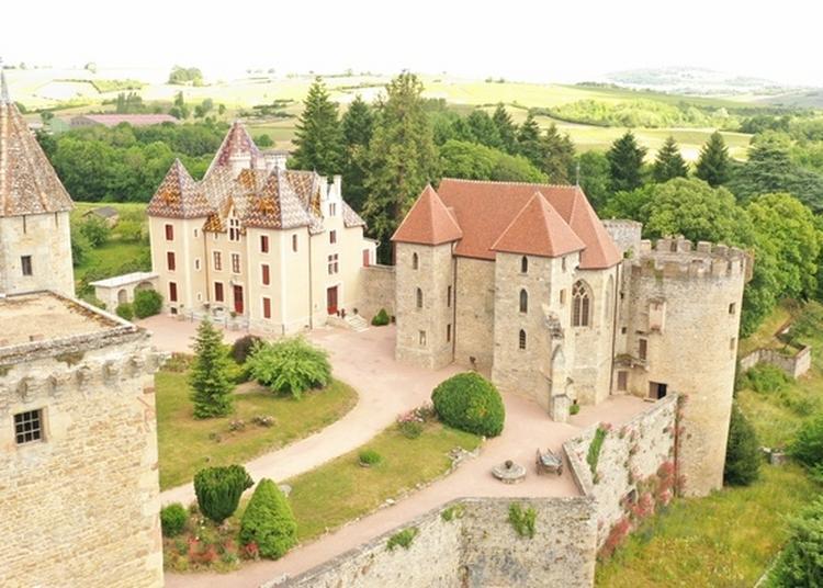 Découvrez Le Château De Couches