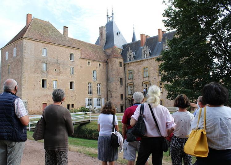 Découvrez Le Château De La Clayette