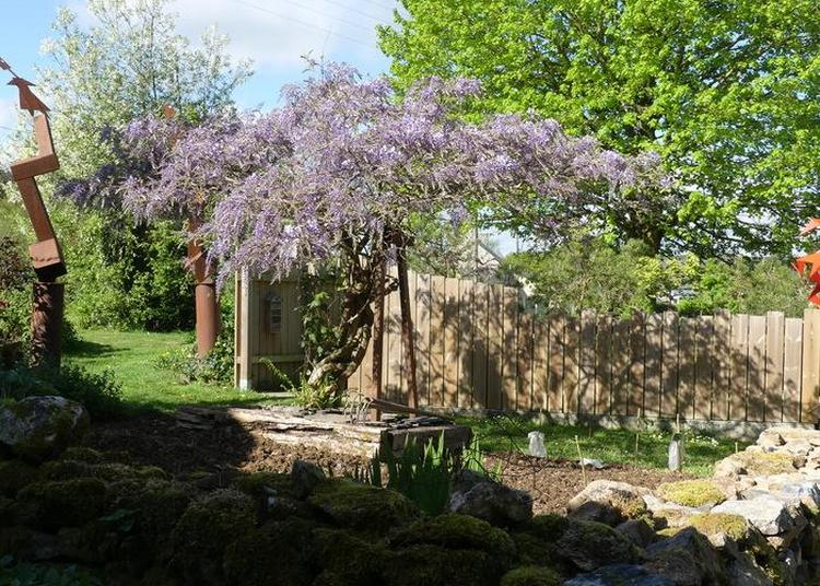 Découvrez Le Jardin Du Champ Clos, à Plaintel.