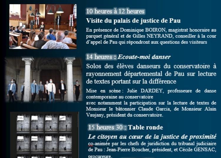 Découvrez Le Palais De Justice De Pau