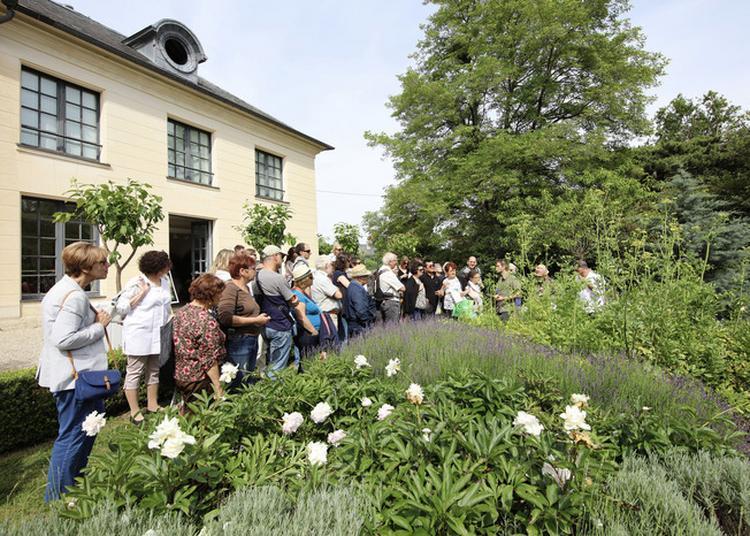 Découvrez Le Parc De Madame Elisabeth  En Compagnie Des Jardiniers Du Département à Versailles