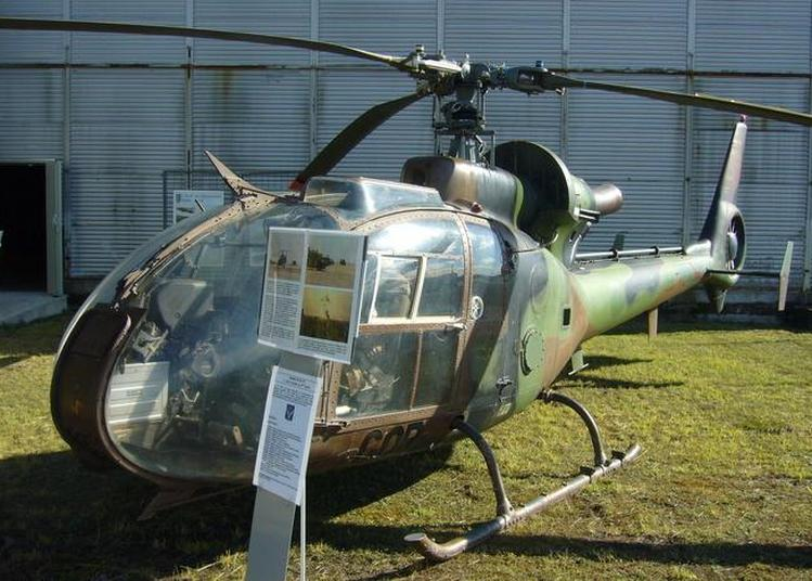 Découvrez Le Passé Récent De L'aéronautique Militaire à Dax