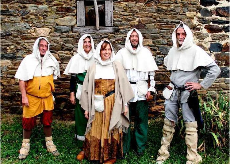 Découvrez Le Tir à L'arc Médiéval à Saint Vitte sur Briance