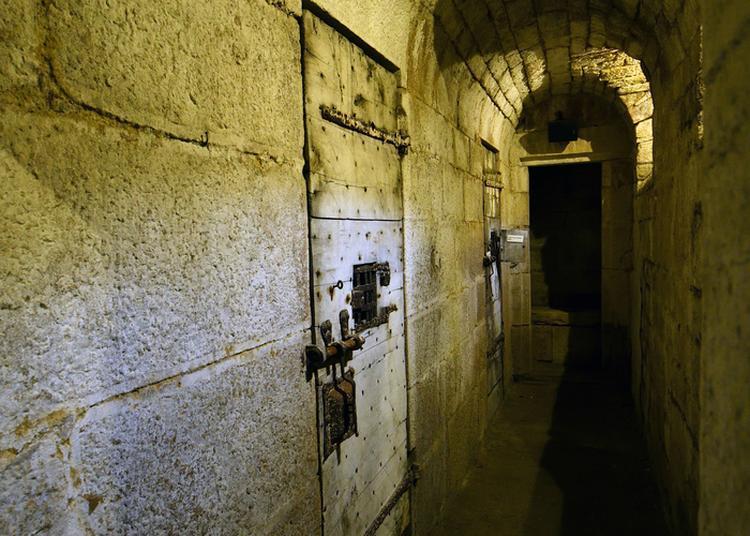 Découvrez Les Anciennes Prisons Royales à Saint Amour