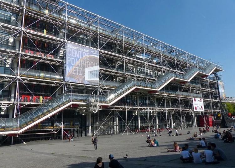 Découvrez Les Chef D'oeuvres Emblématiques Du Centre Georges Pompidou ! à Thizy