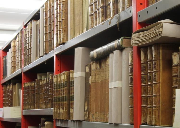 Découvrez Les Fonds Patrimoniaux De La Médiathèque à Saint Claude