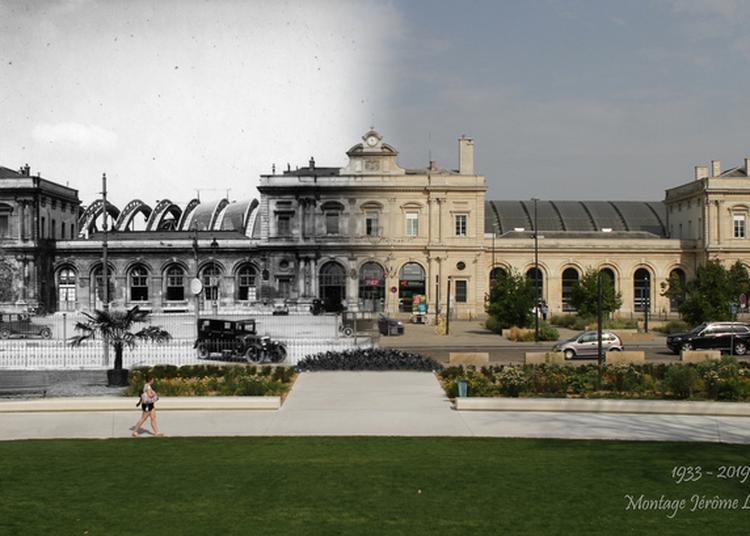 Découvrez Les Secrets De La Gare De Reims