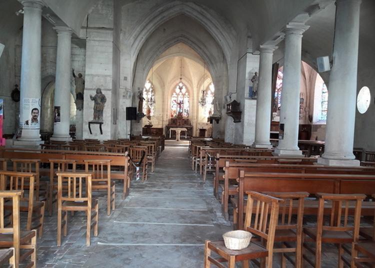 Découvrez Ou Redécouvrez L'église De Plancy ! à Plancy l'Abbaye