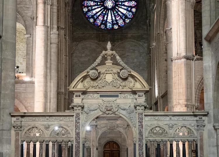 Découvrez Ou Redécouvrez Les Merveilles De La Basilique à Reims