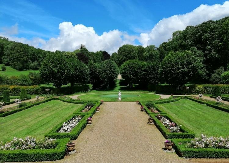 Découvrez Un Jardin Labellisé « Jardin Remarquable » Et « Ensemble Arboré Remarquable » à Cohons