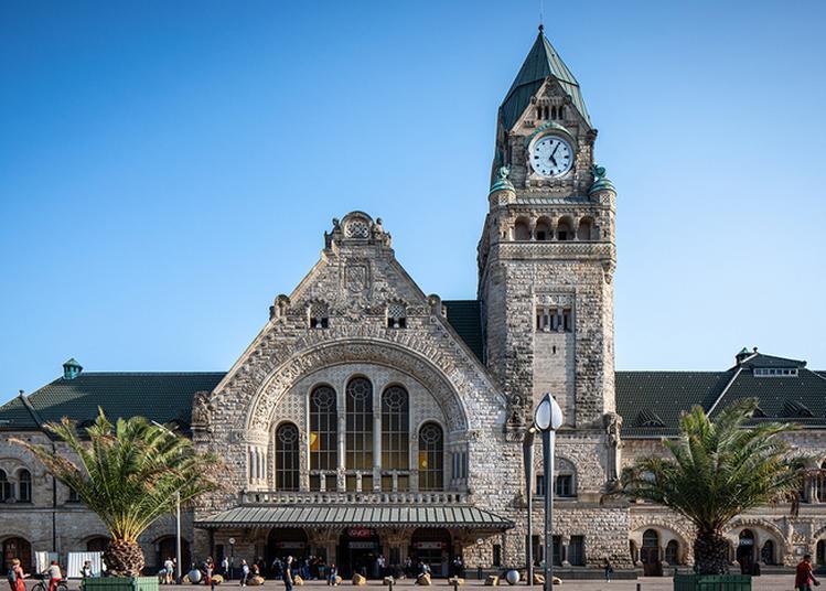 Découvrez Un Témoin De La Gloire Passée Du Saint Empire à Metz